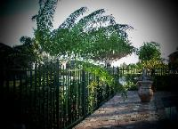 West Palm Bech Ornamental Fence Installation Aluminum Fence Panels
