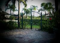 West Palm Beach Gate Installation Gate Design 1
