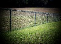West Palm Beach Chainlink fence installation fence 1