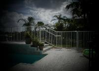 West Palm Beach Fence Installation Swimming Pool Aluminum Fence